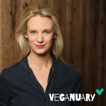 Die VEGANUARY Chefin im Interview