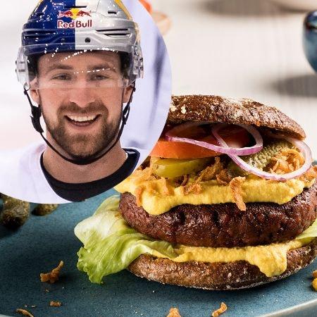 Vegan Hot Burger